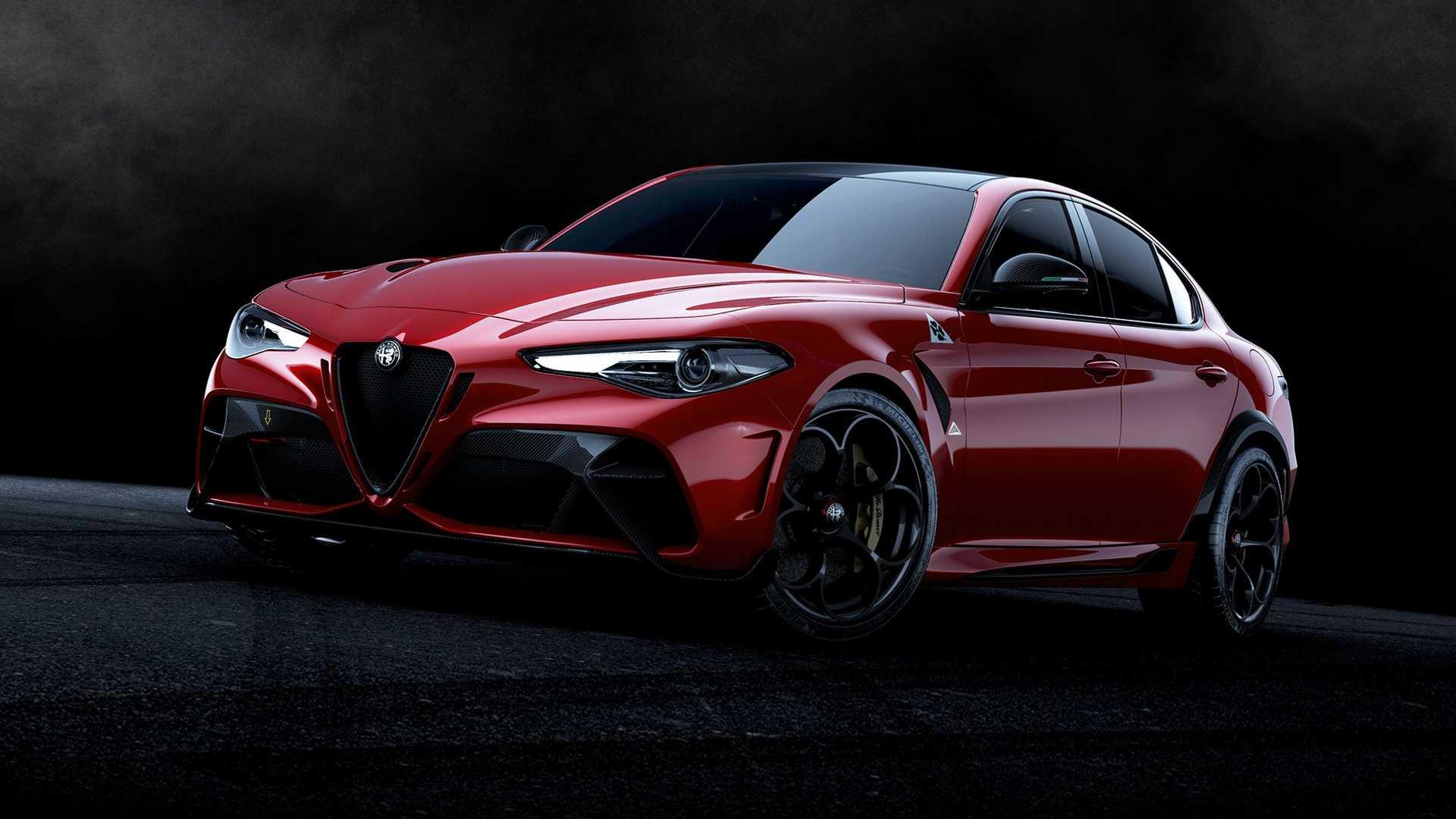 Alfa Romeo Giulia GTA / GTAm