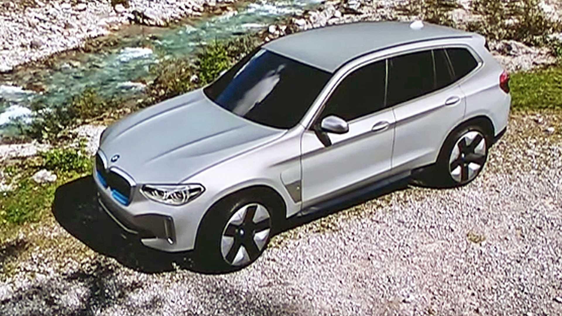 BMW iX3 - wersja produkcyjna