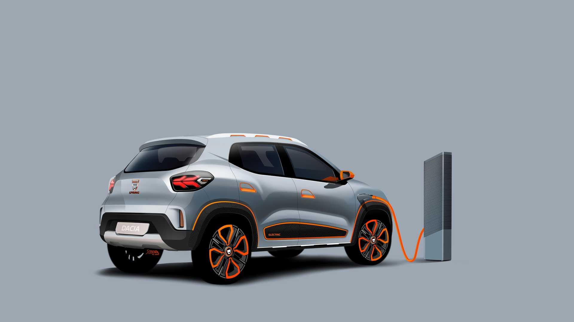 Dacia Spring Concept