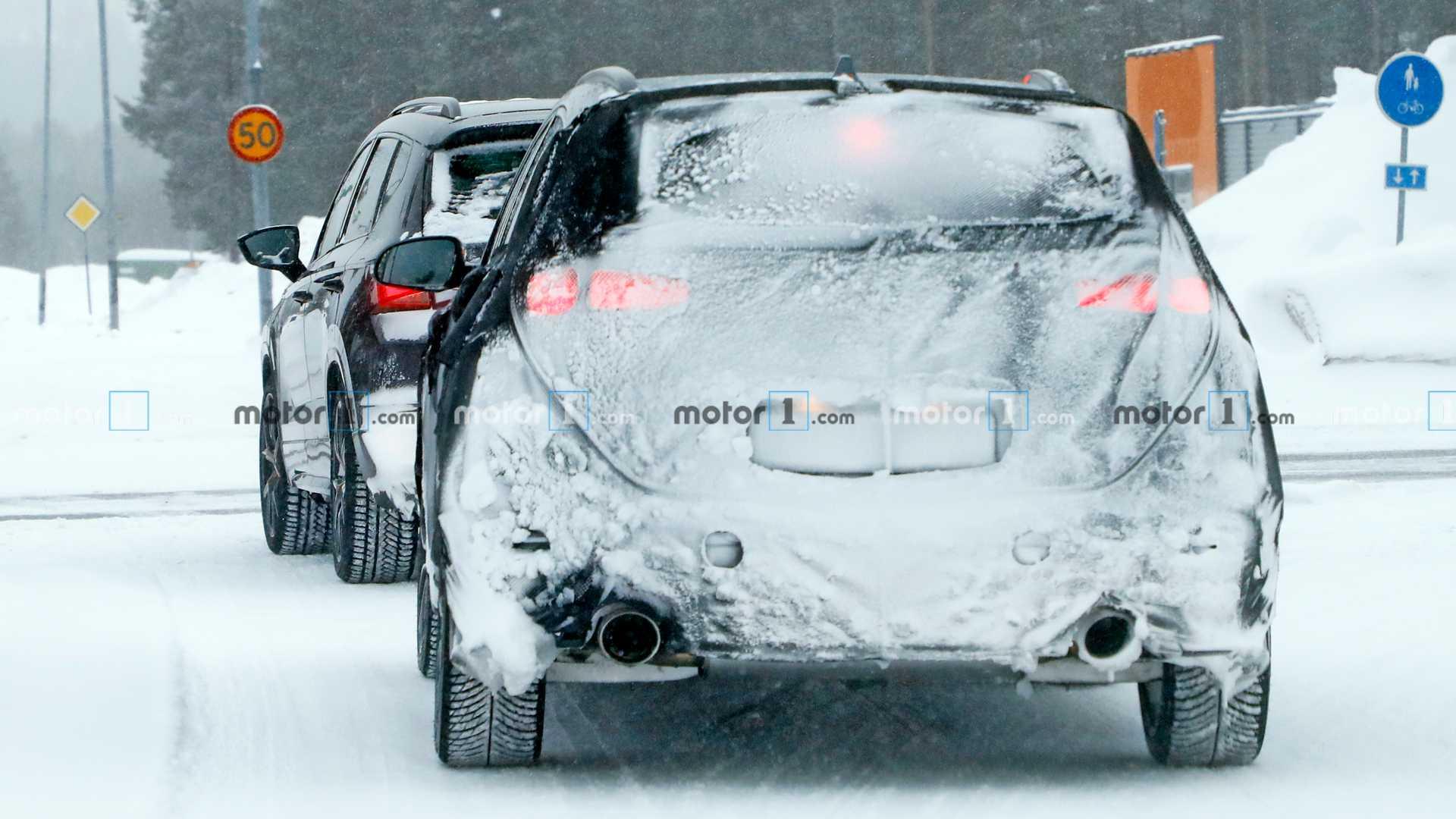 Hyundai Kona N - szpiegowskie zdjęcie