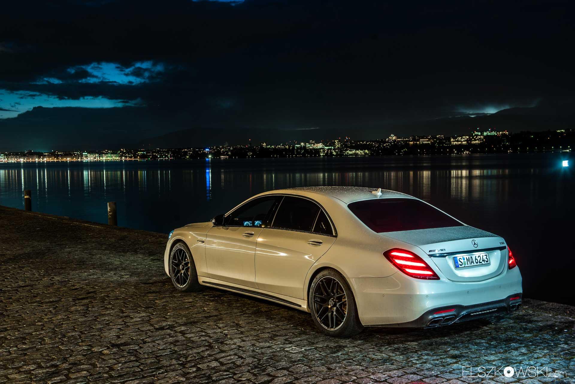 Mercedes-AMG S63 2019