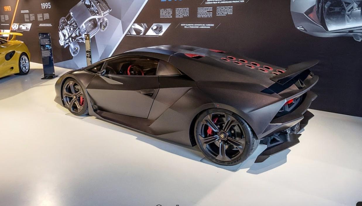 Muzeum Lamborghini Włochy