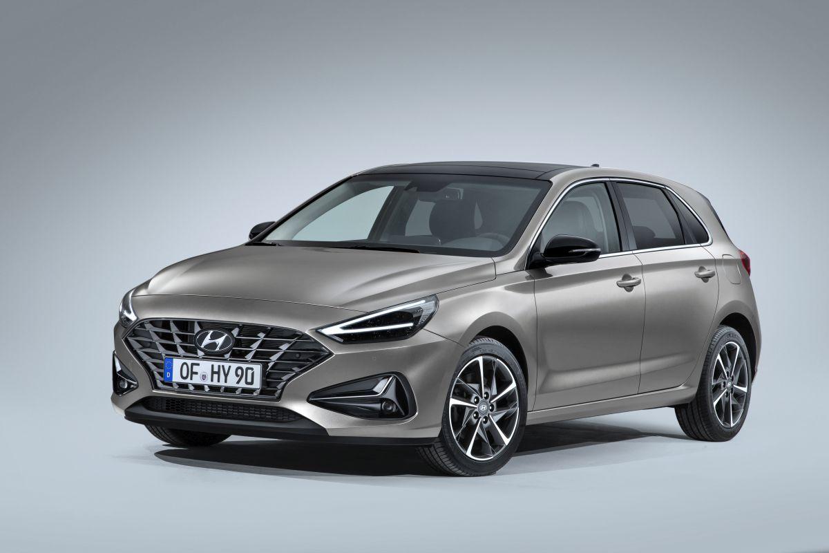 Hyundai i30 hatchback 2021
