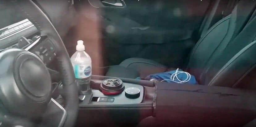 Nowy Nissan X-Trail 2020 - wnętrze