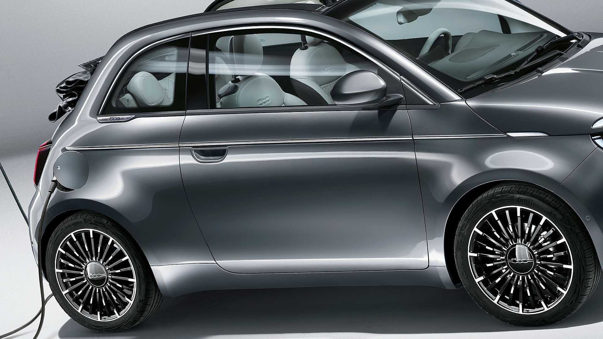 Fiat500e (BEV) 2020
