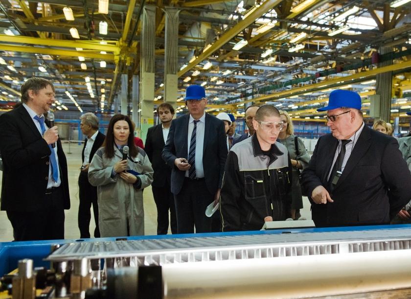 Fabryka Łady w Rosji