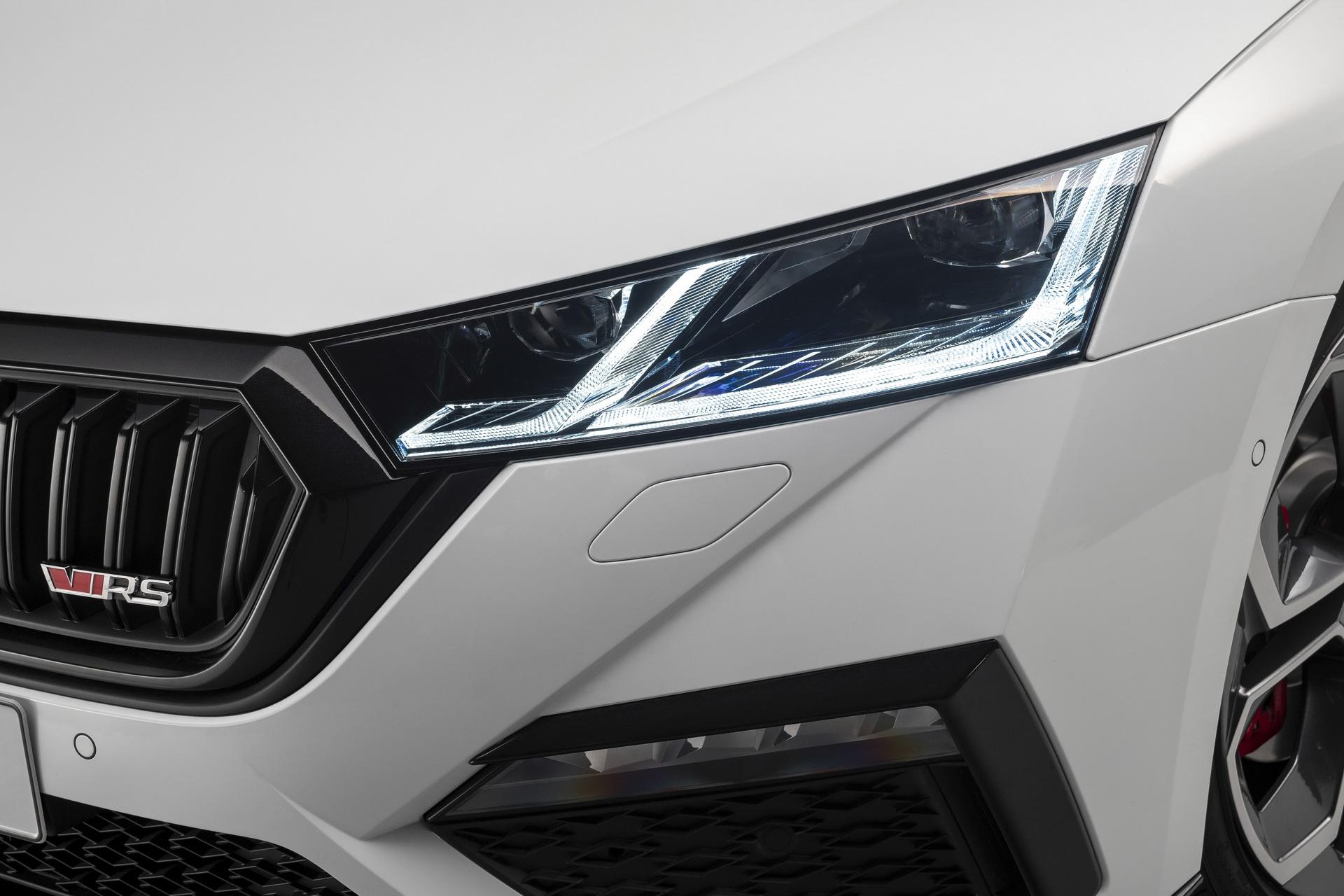 Skoda Octavia RS iV 2020