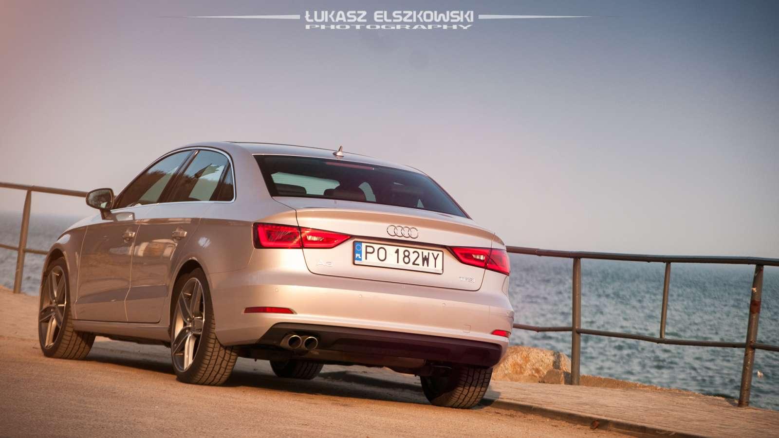 Audi A3 Limousine 2014