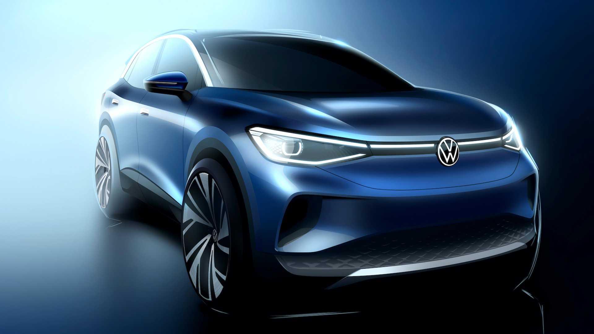 Volkswagen ID.4 - elektryczny SUV