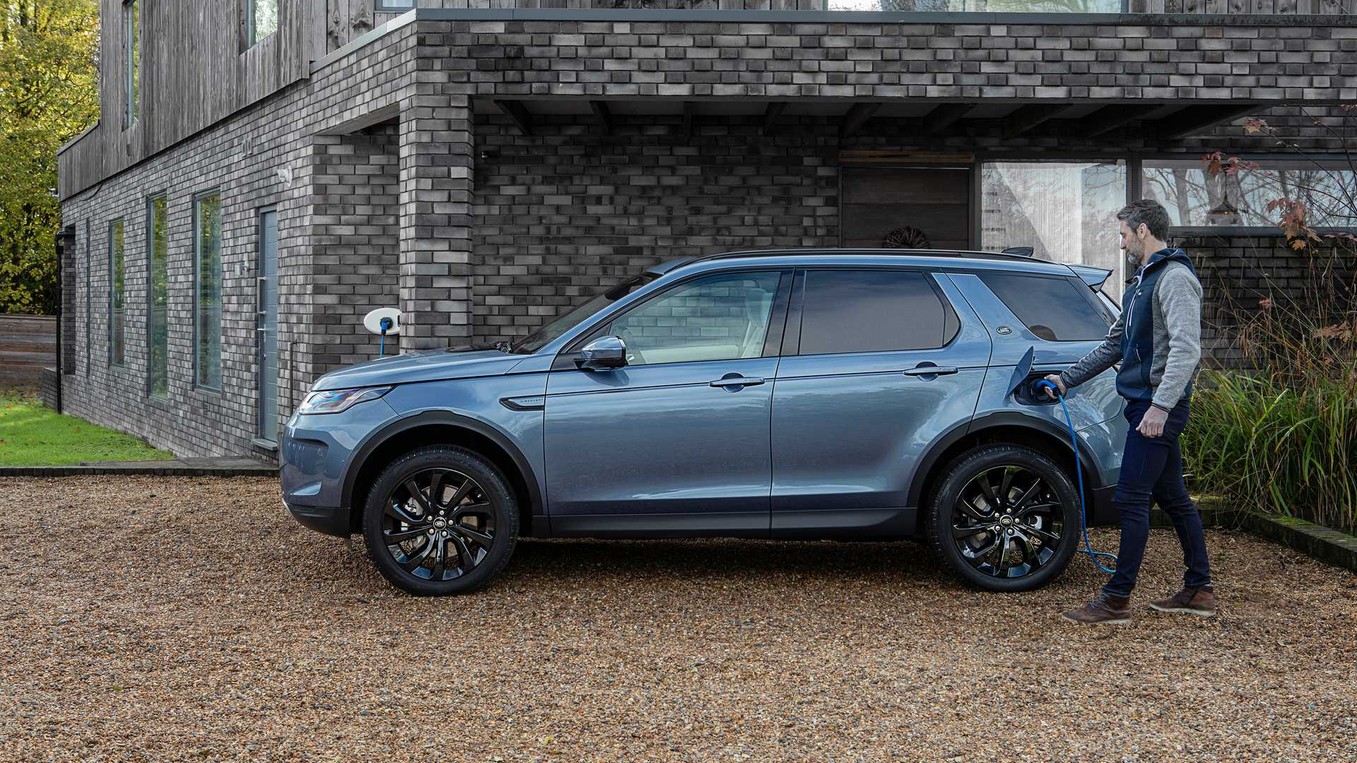 Land Rover Evoque P300e