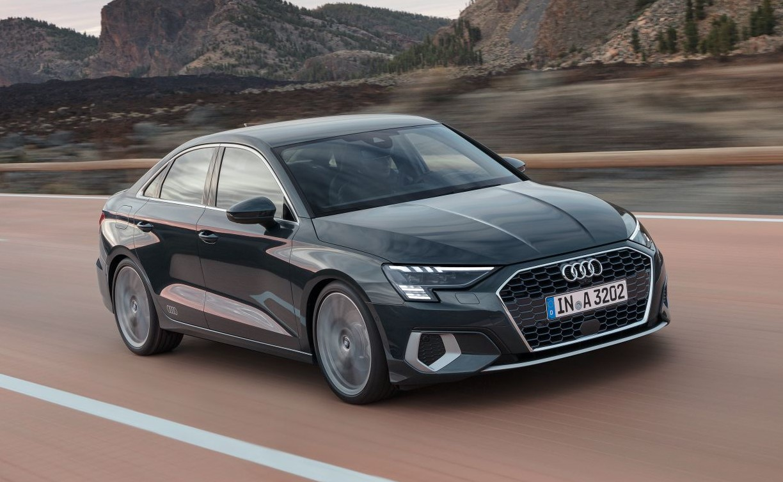 Nowe Audi A3 Limousine 2021