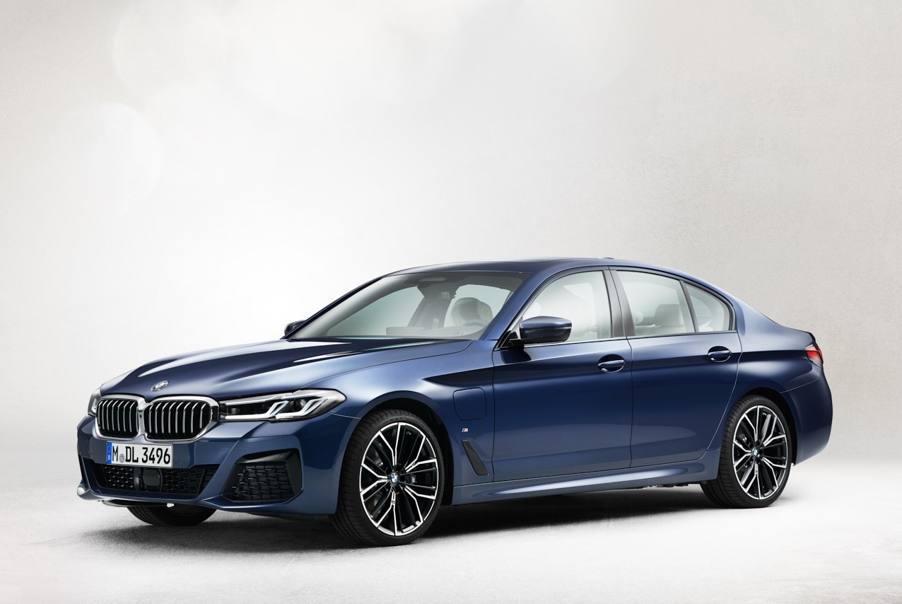 BMW serii 5 2021