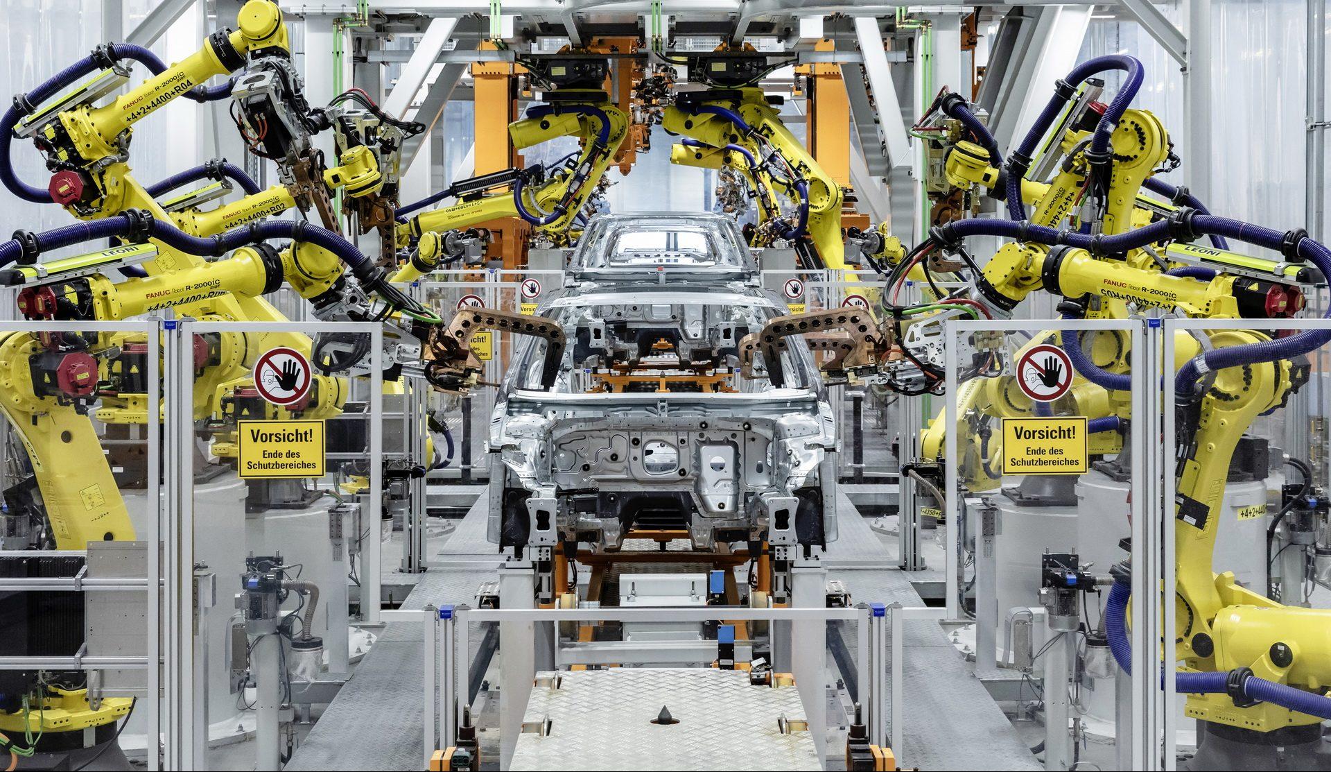 Produkcja Audi A3 - Ingolstadt/Niemc