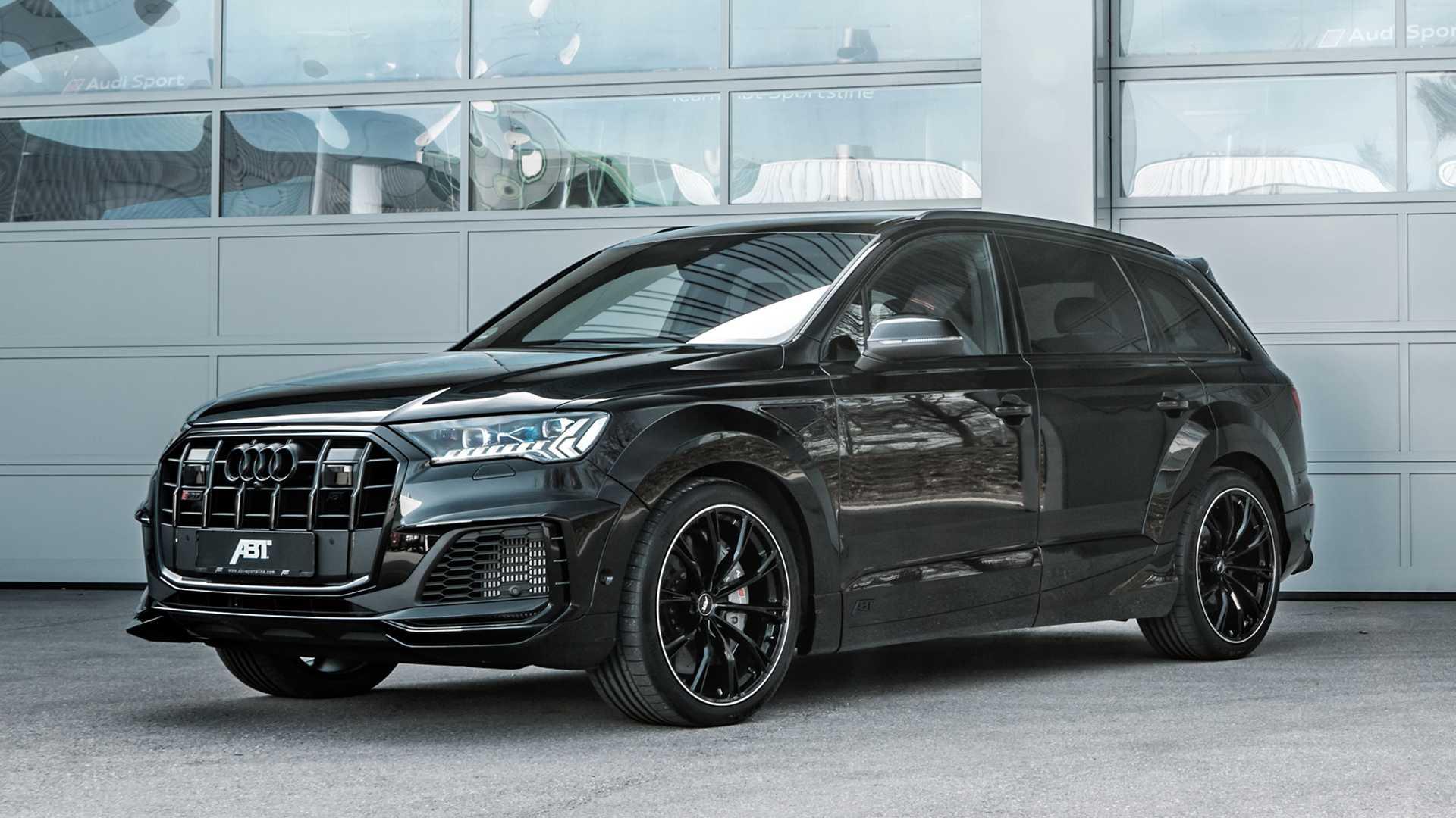 Audi SQ7 2020 ABT