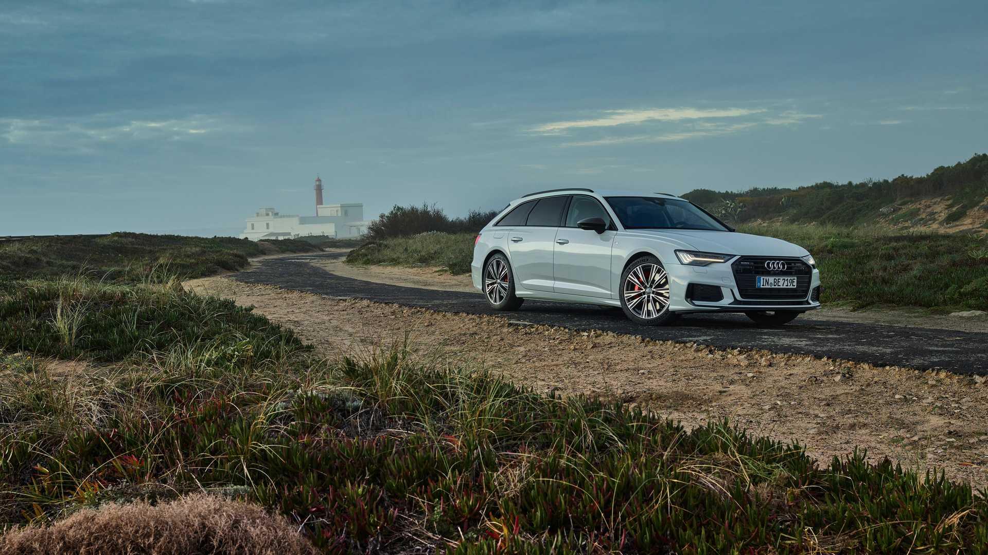 Audi A6 Avant 55 TFSIe Quattro 2020