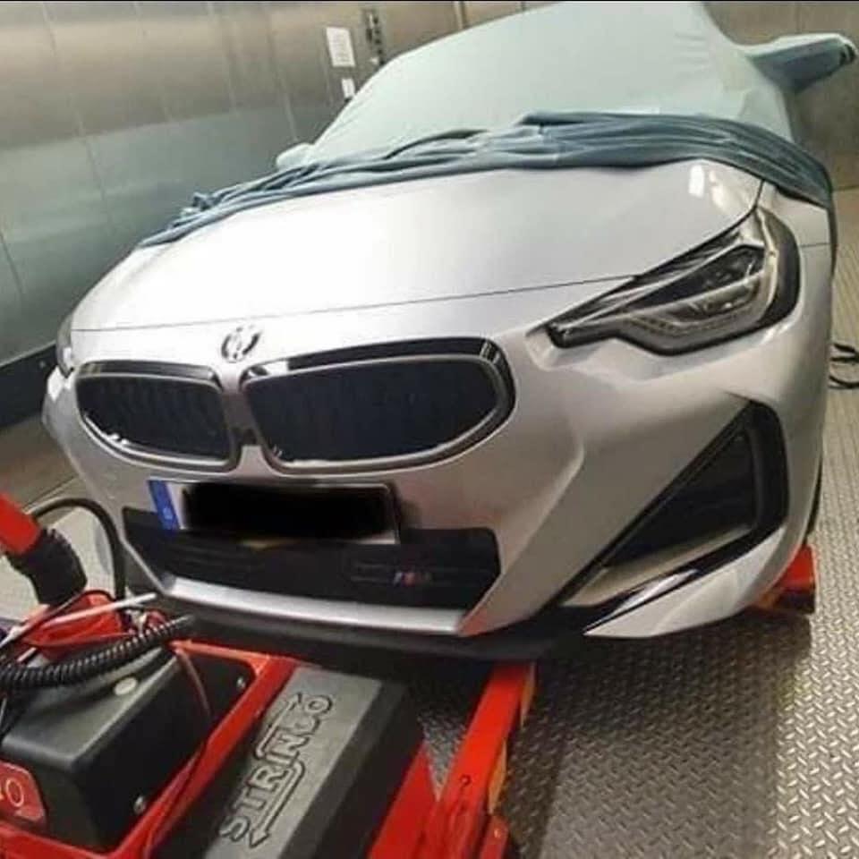 BMW serii 2 Coupe G42 - wyciek / instagram
