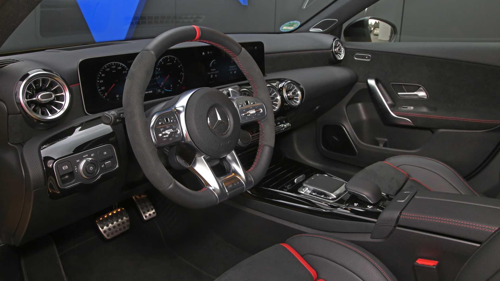 Mercedes-AMG A45 S 2020 Posaidon