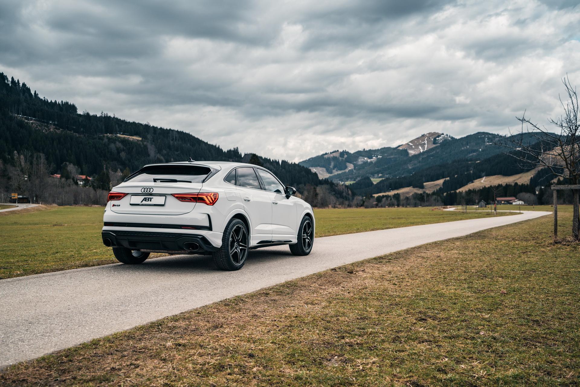 Audi RS Q3 Sportback 2020 ABT