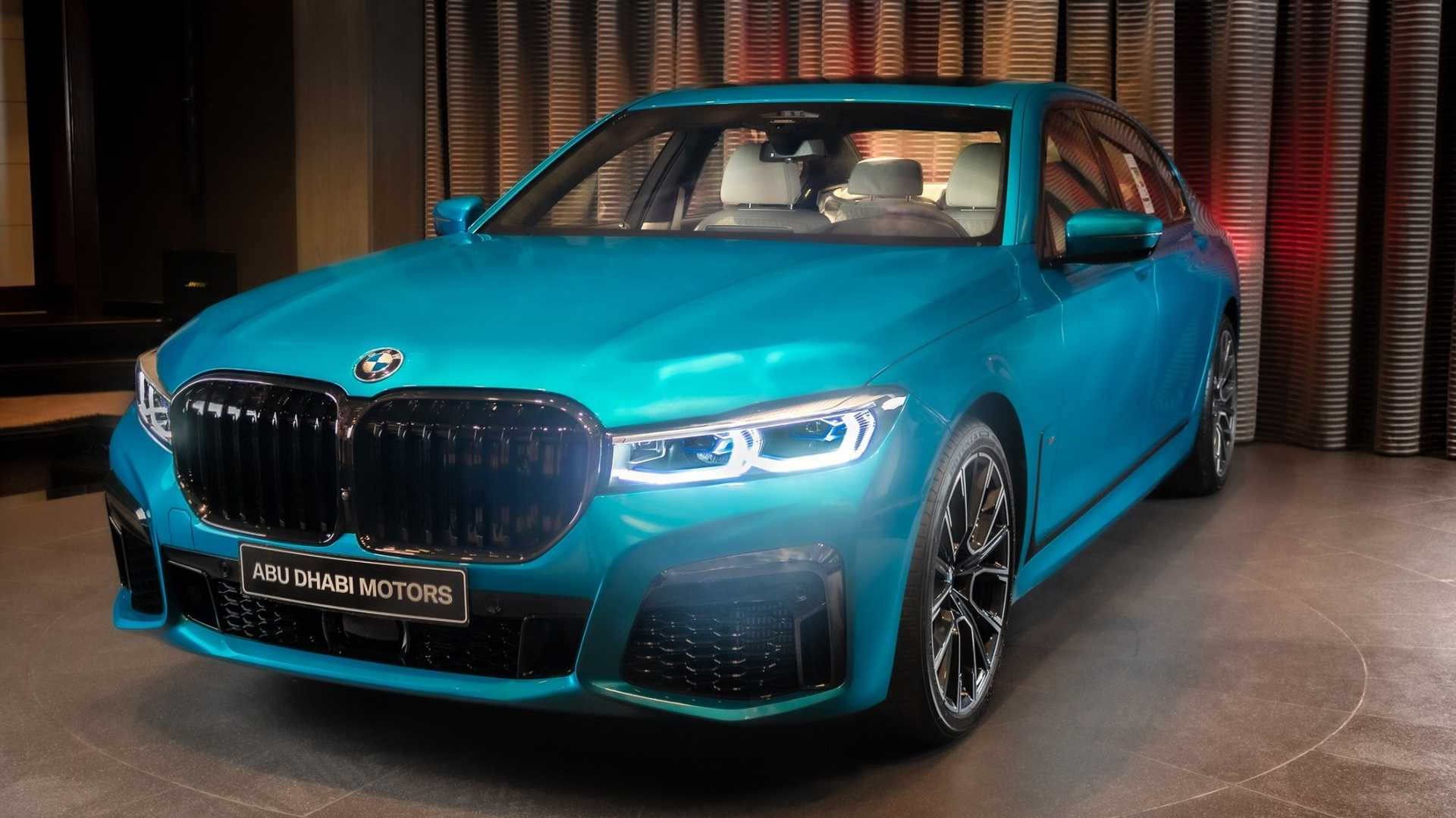 BMW M760Li xDrive 2020