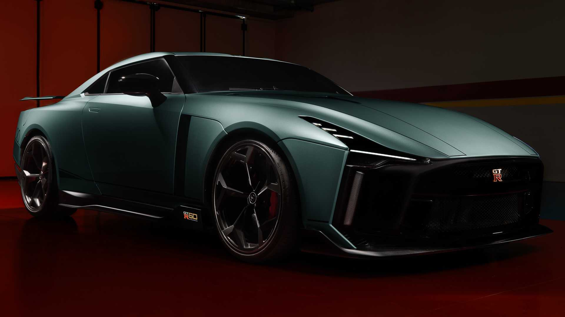 Nissan GT-R50 2020 Italdesign