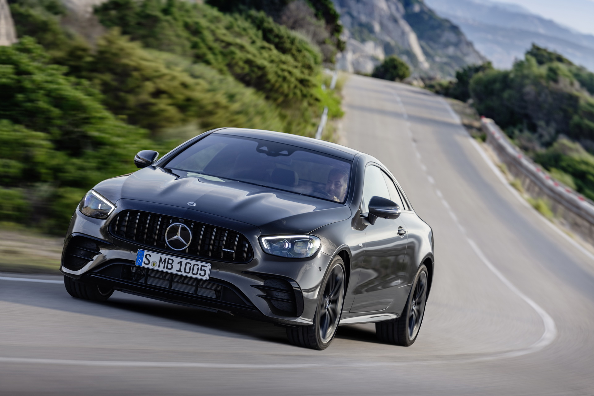 Mercedes-AMG E53 Coupe 2021
