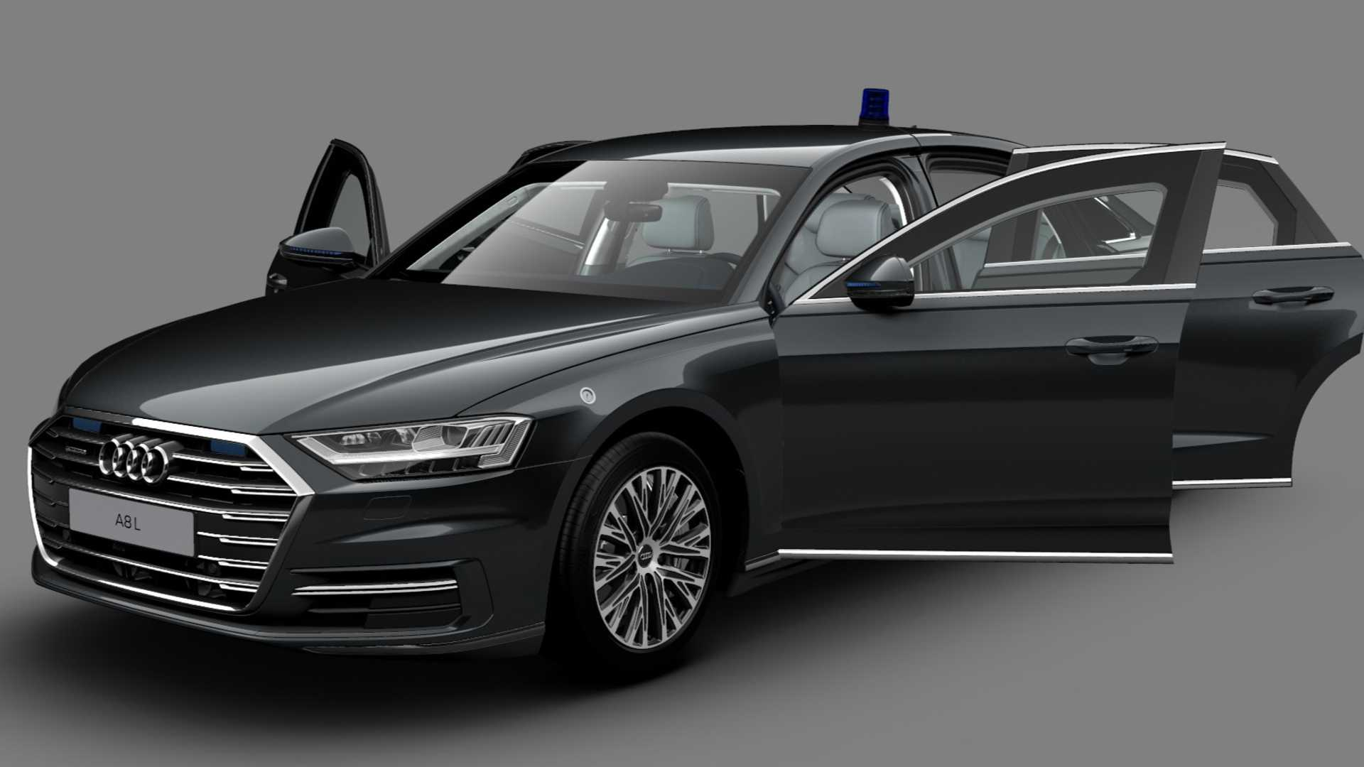 Audi A8 L Security 2021