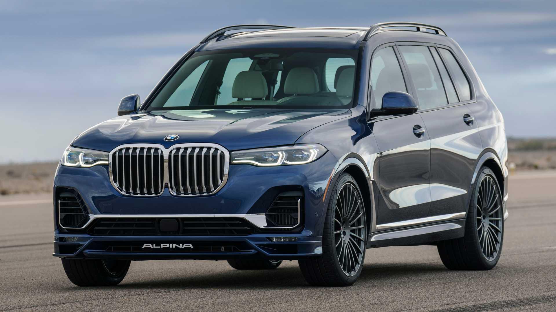BMW Alpina XB7 2021