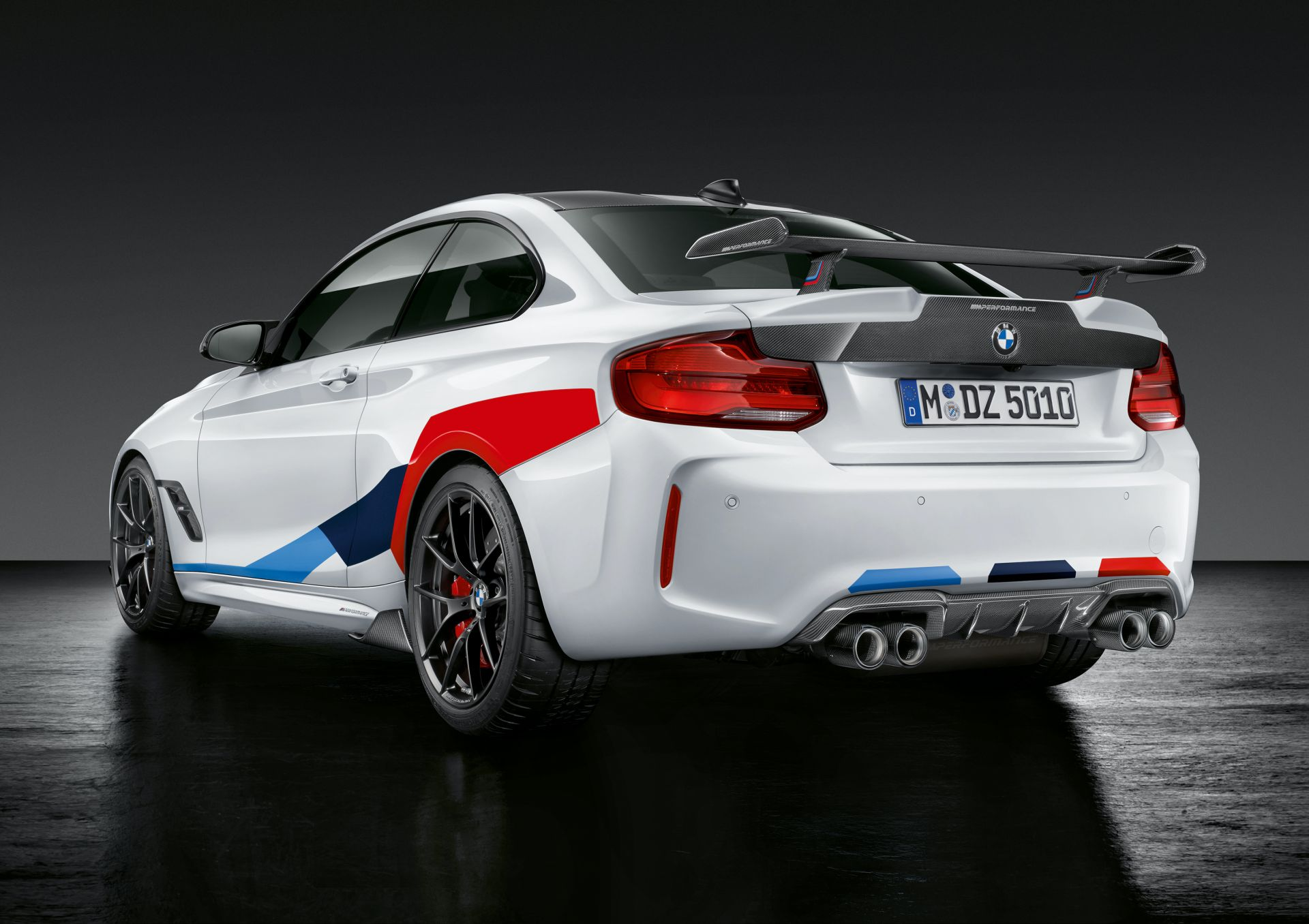 BMW M2 Competition z akcesoriami