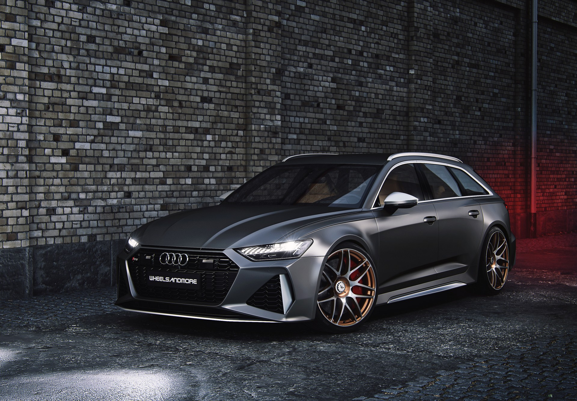 Audi RS6 Avant 2020 Wheelsandmore
