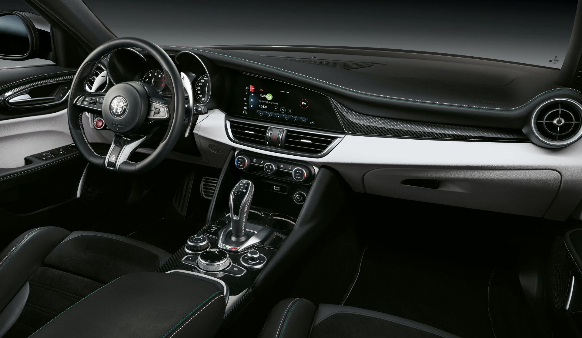 Alfa Romeo Giulia Quadrifoglio 2020