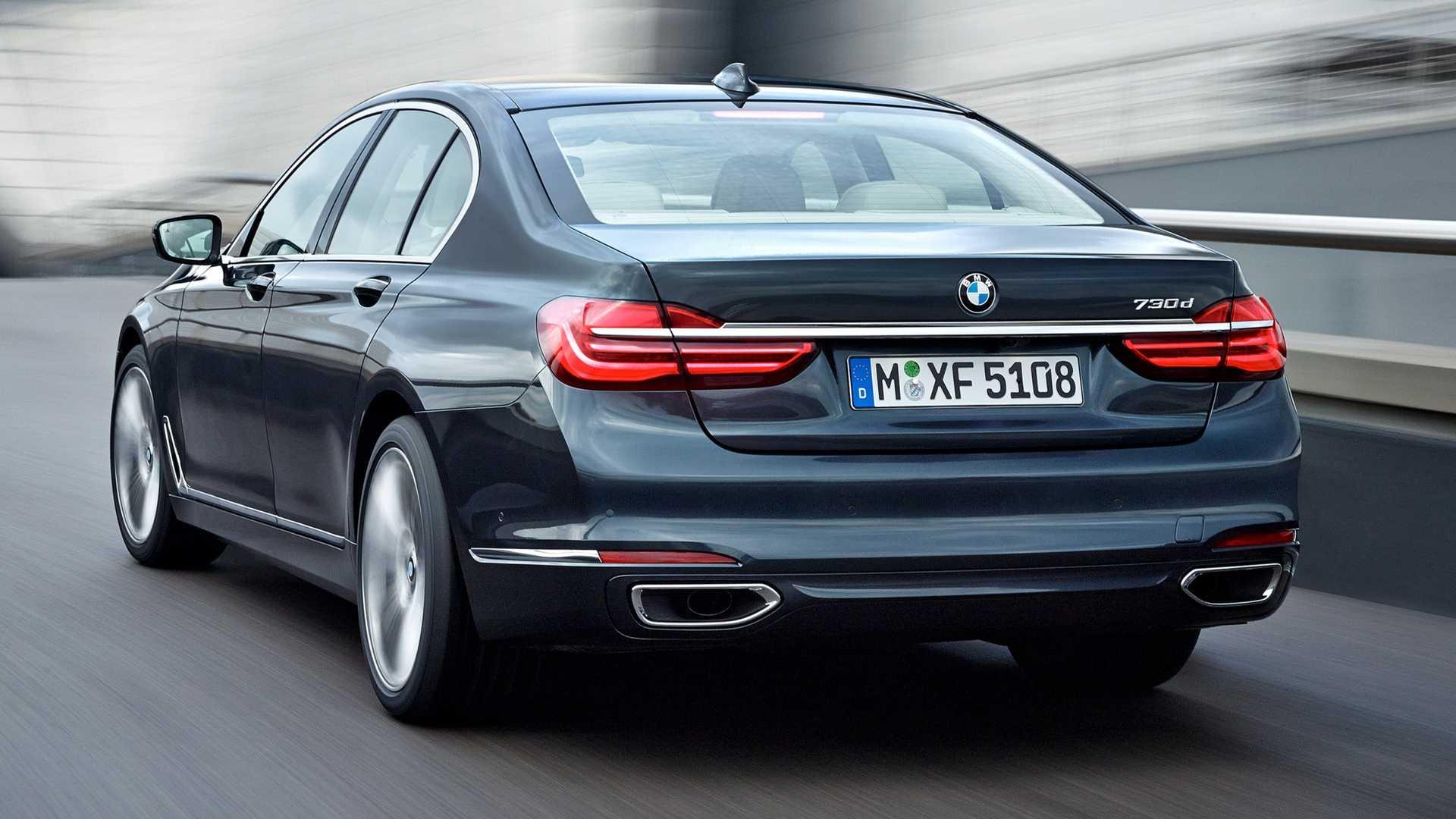 BMW 730d 2020