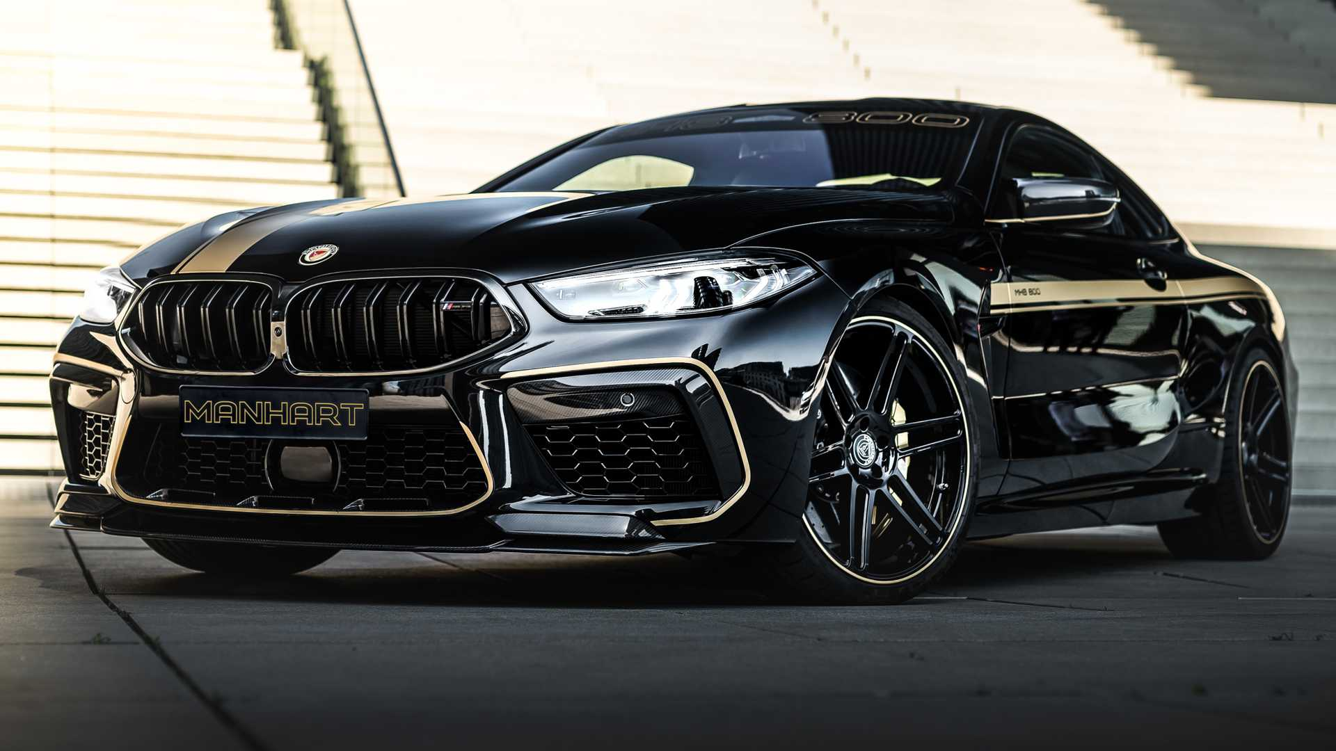 BMW M8 Competition – Manhart MH8 800