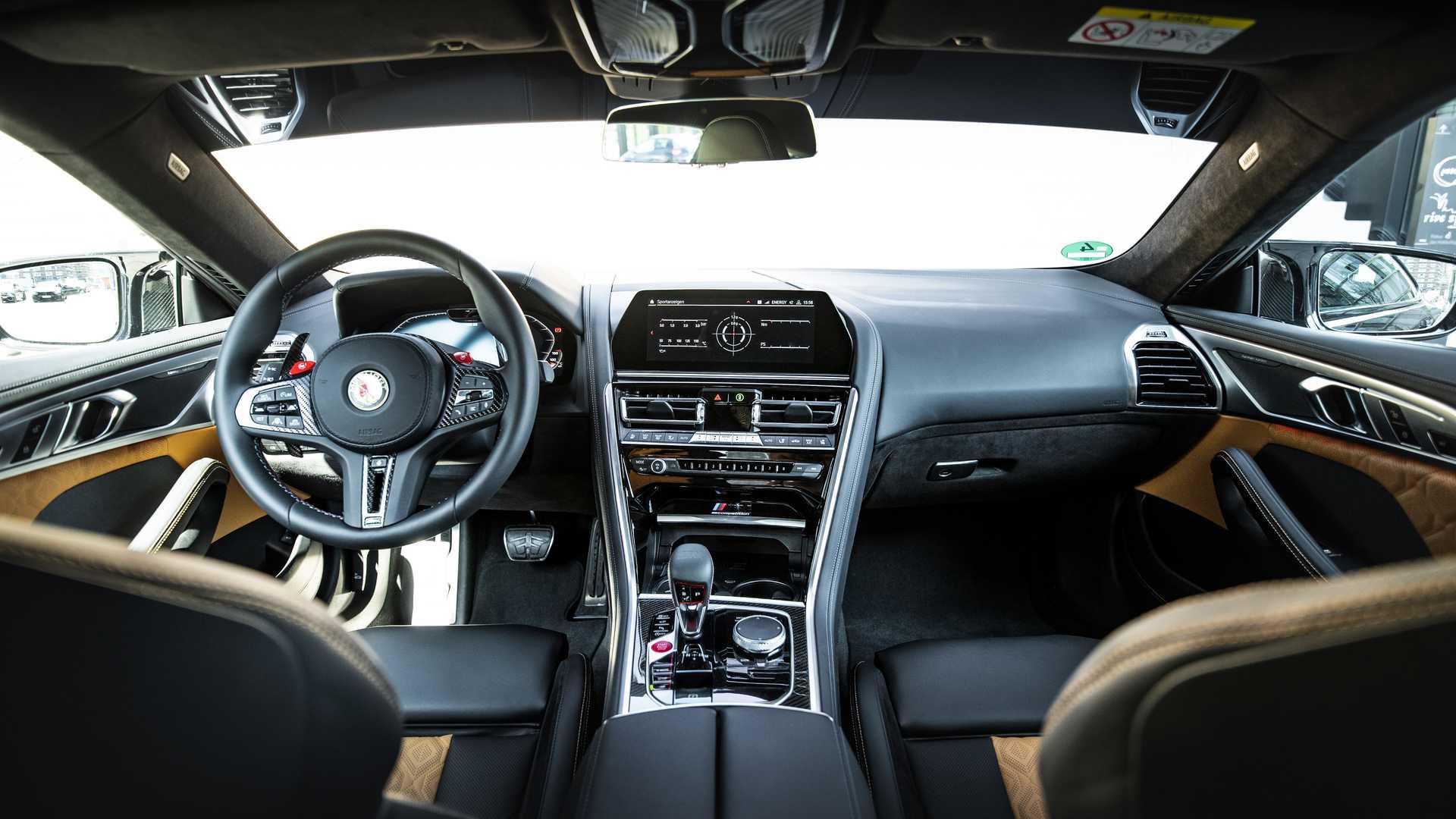 BMW M8 Competition – Manhart MH8 800