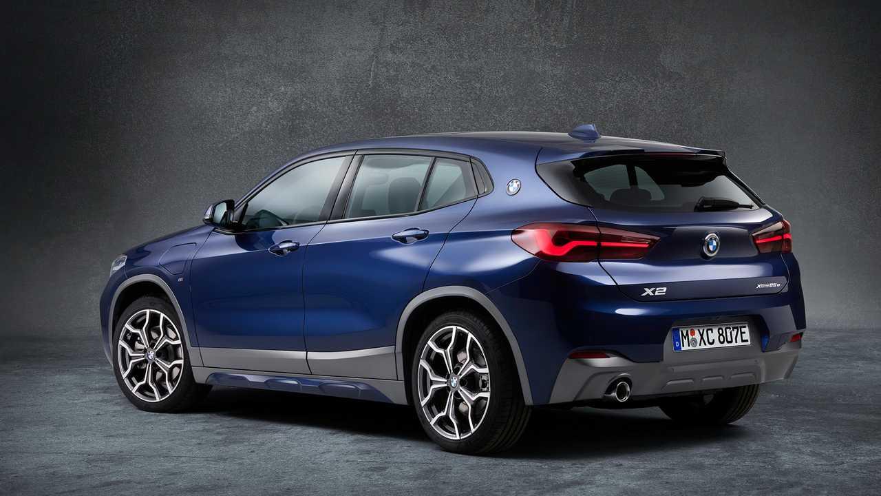BMW X2 xDrive25e 2020 PHEV