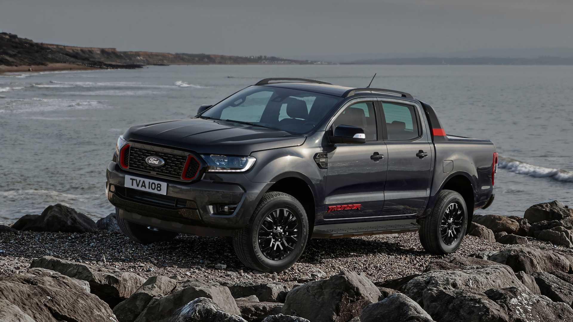 Ford Ranger Thunder 2020 (Wildtrack)