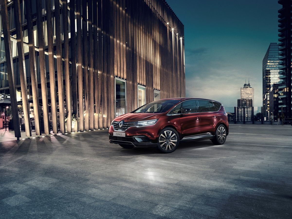 Renault Espace (2020) lifting