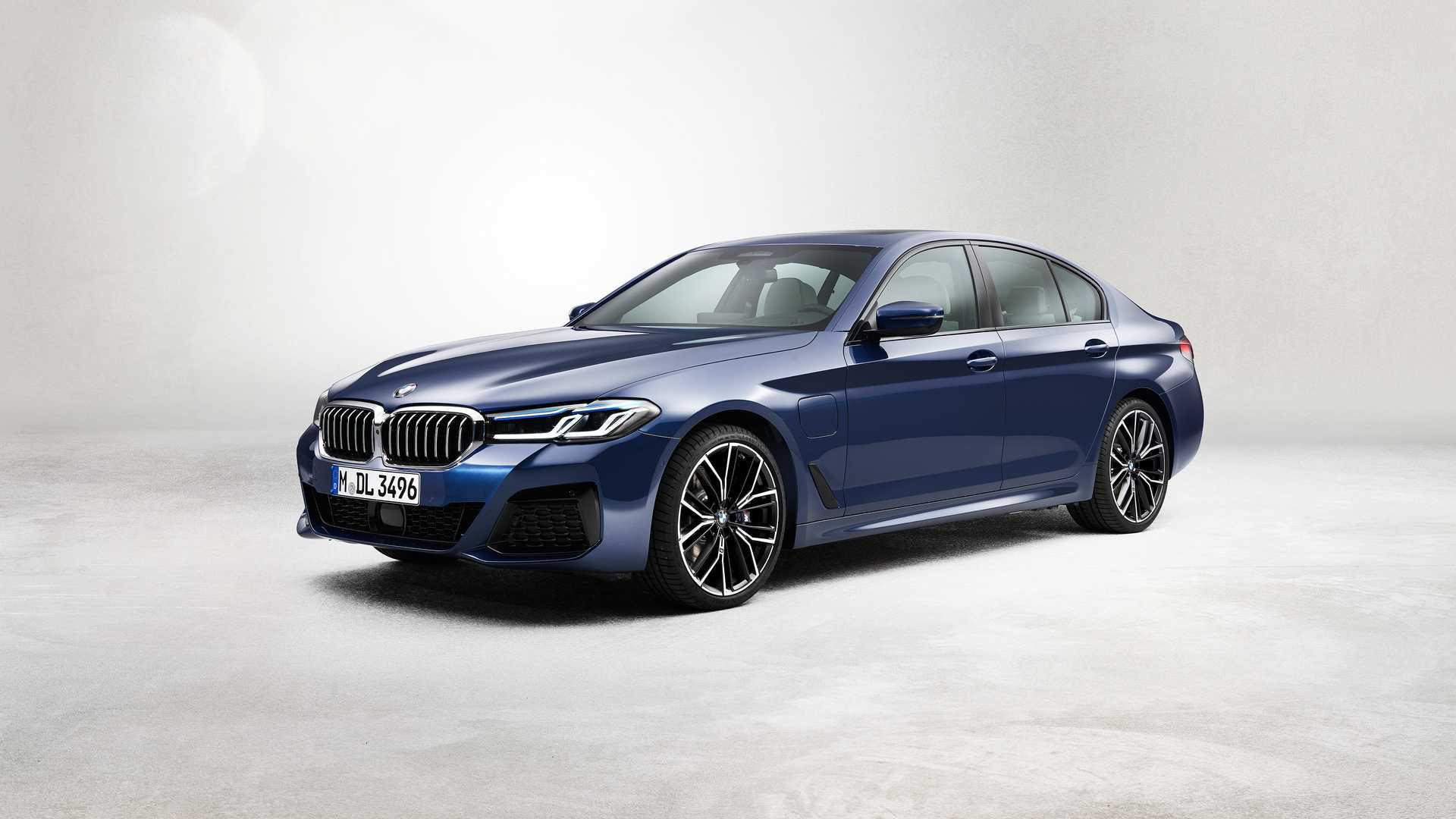 BMW serii 5 G30 2021 (lifting)