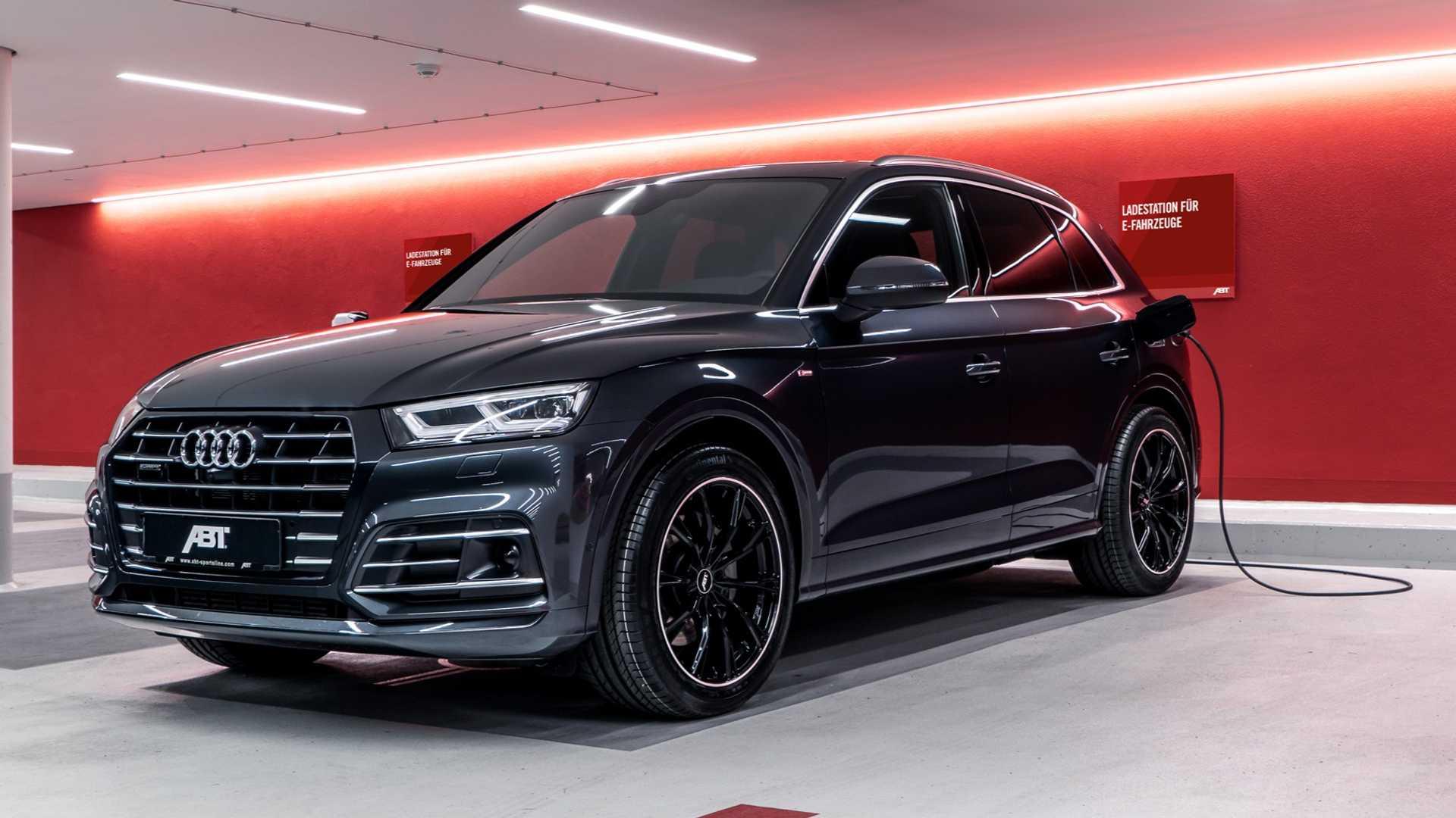 Audi Q5 55 TFSIe ABT