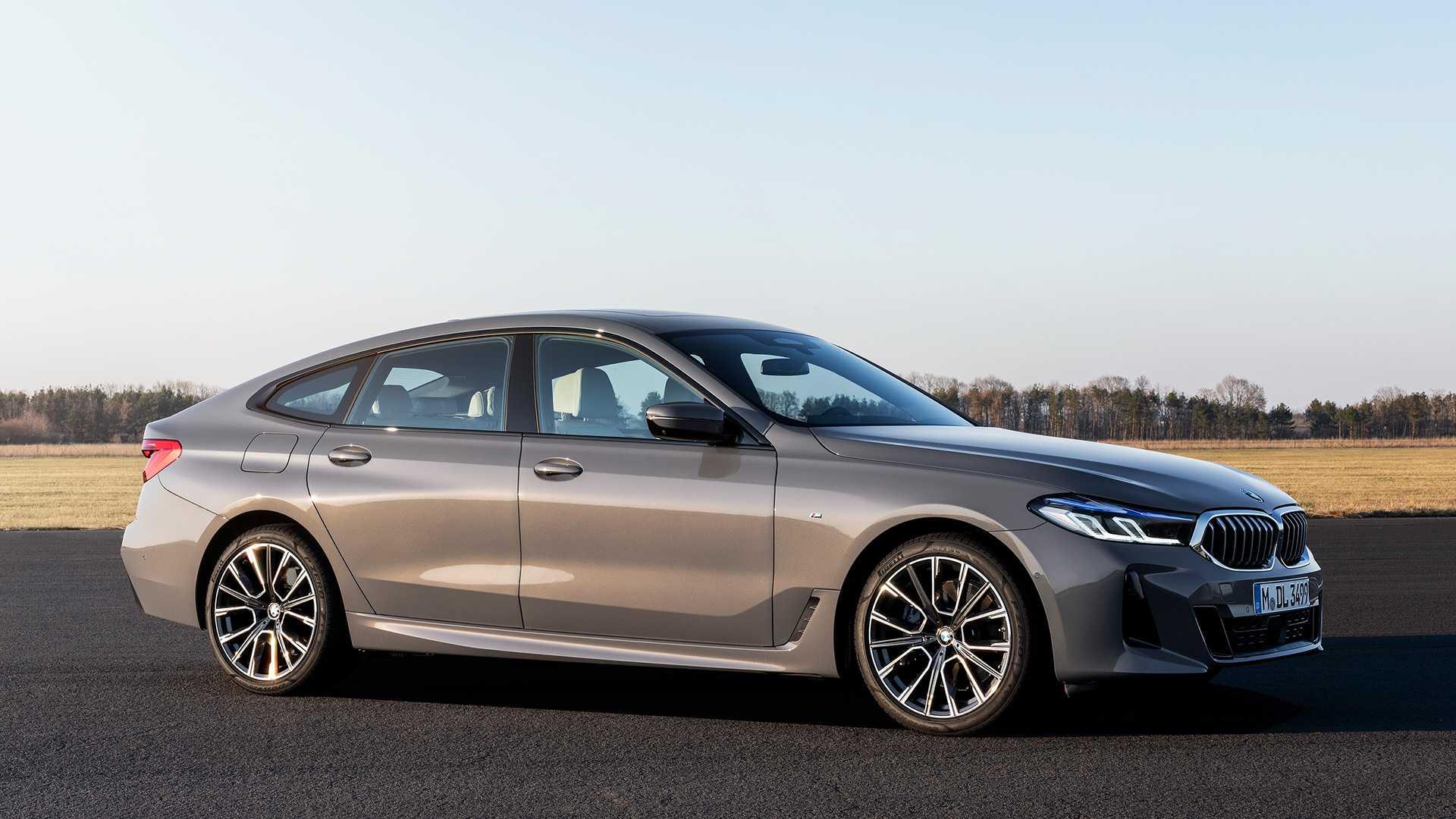 BMW serii 6 Gran Turismo 2021