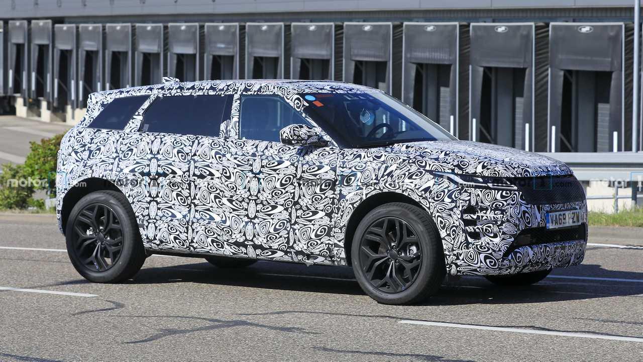 Range Rover Evoque - 7-miejscowy