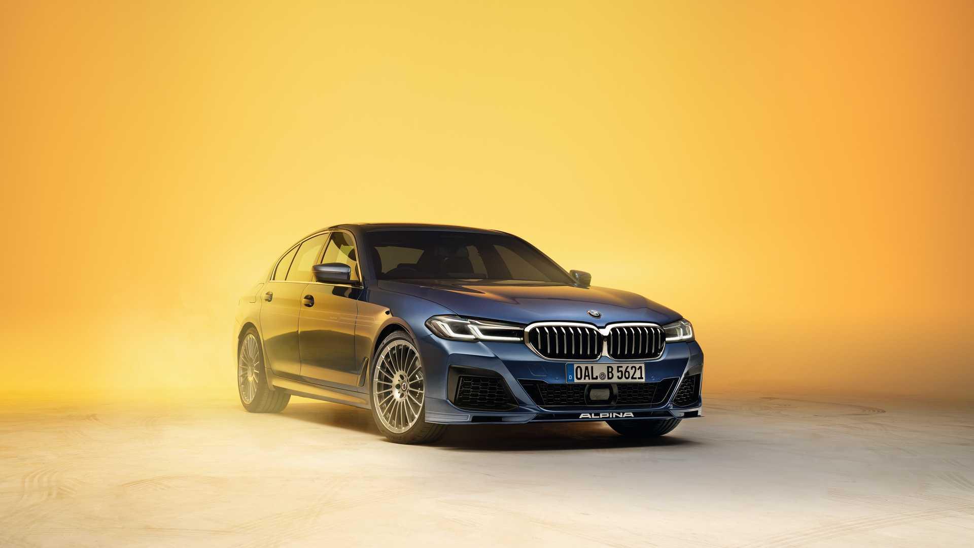 BMW Alpina B5 (2020)