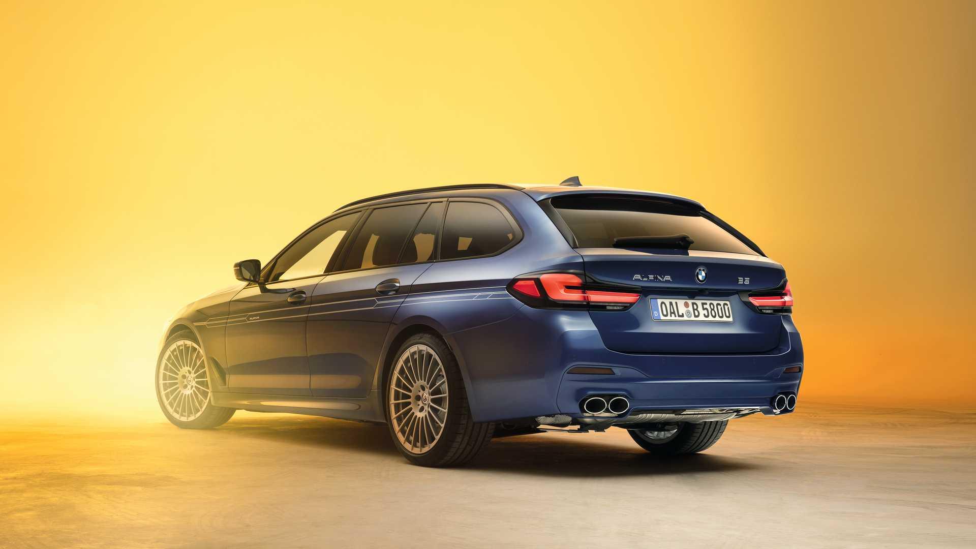 BMW Alpina B5 Touring (2020)