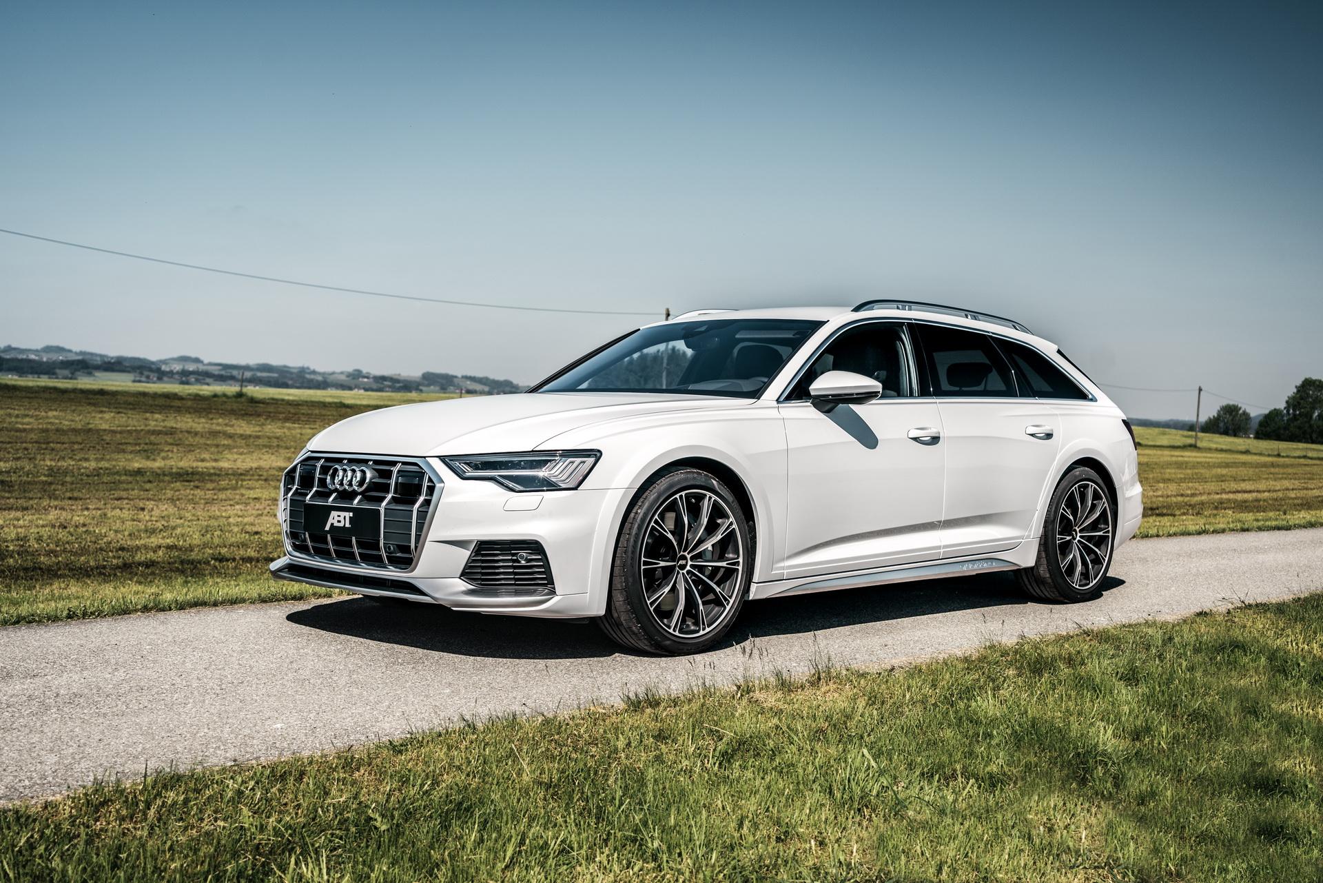 Audi A6 Allroad quattro (2020) ABT Sportsline