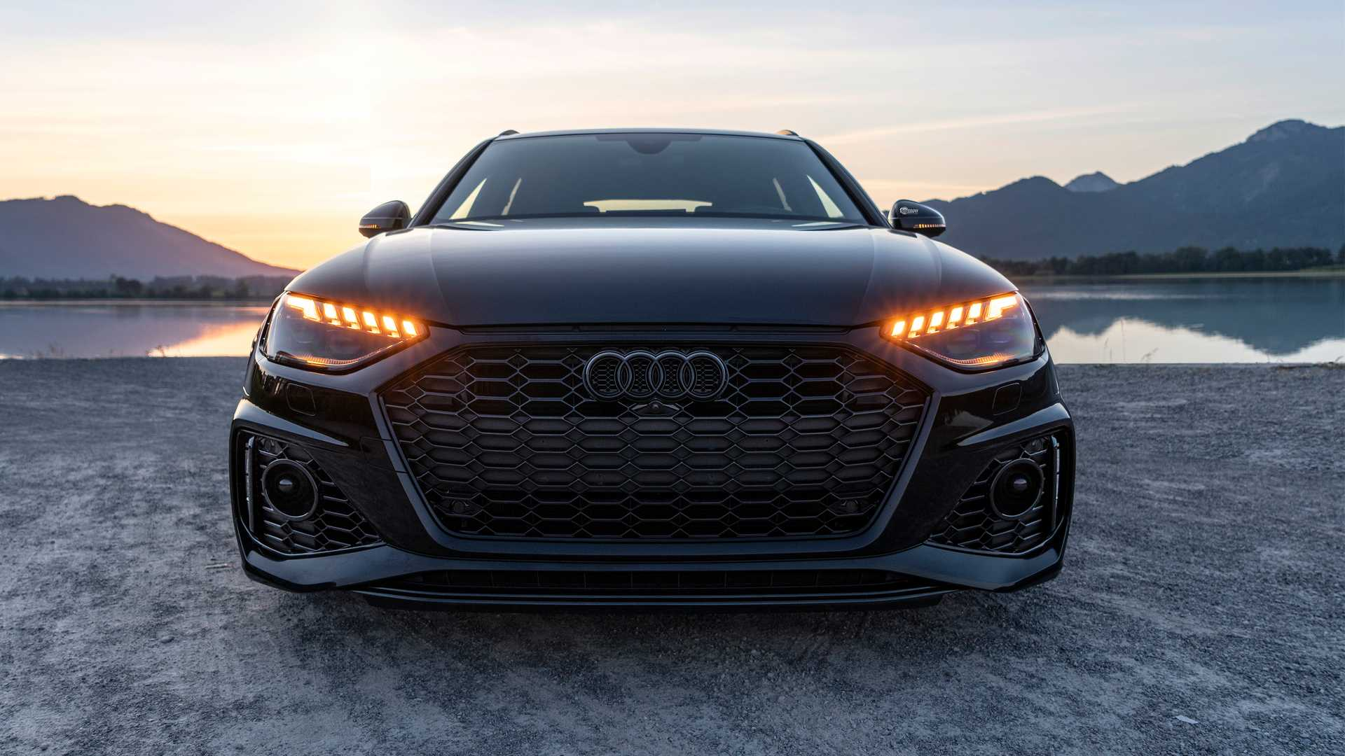 Audi RS4 Avant (2020) ABT Sportsline tuning