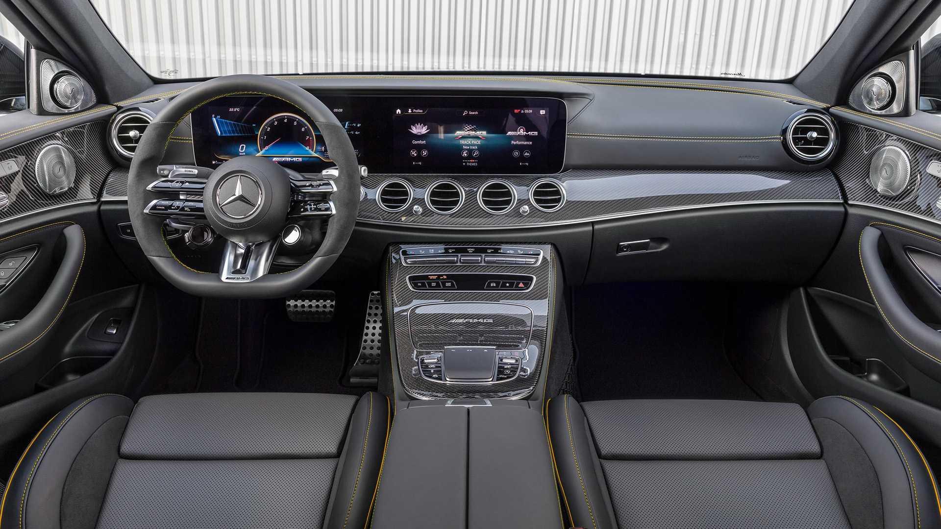 Mercedes-AMG E63 S (2021)