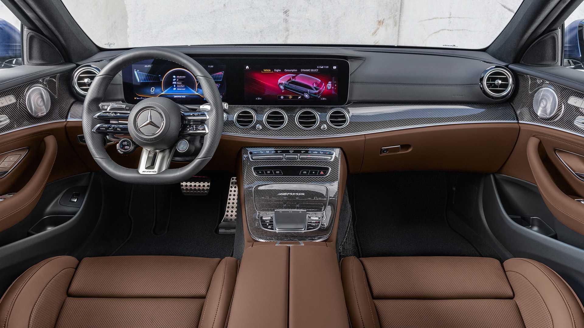 Mercedes-AMG E63 S Kombi (2021)