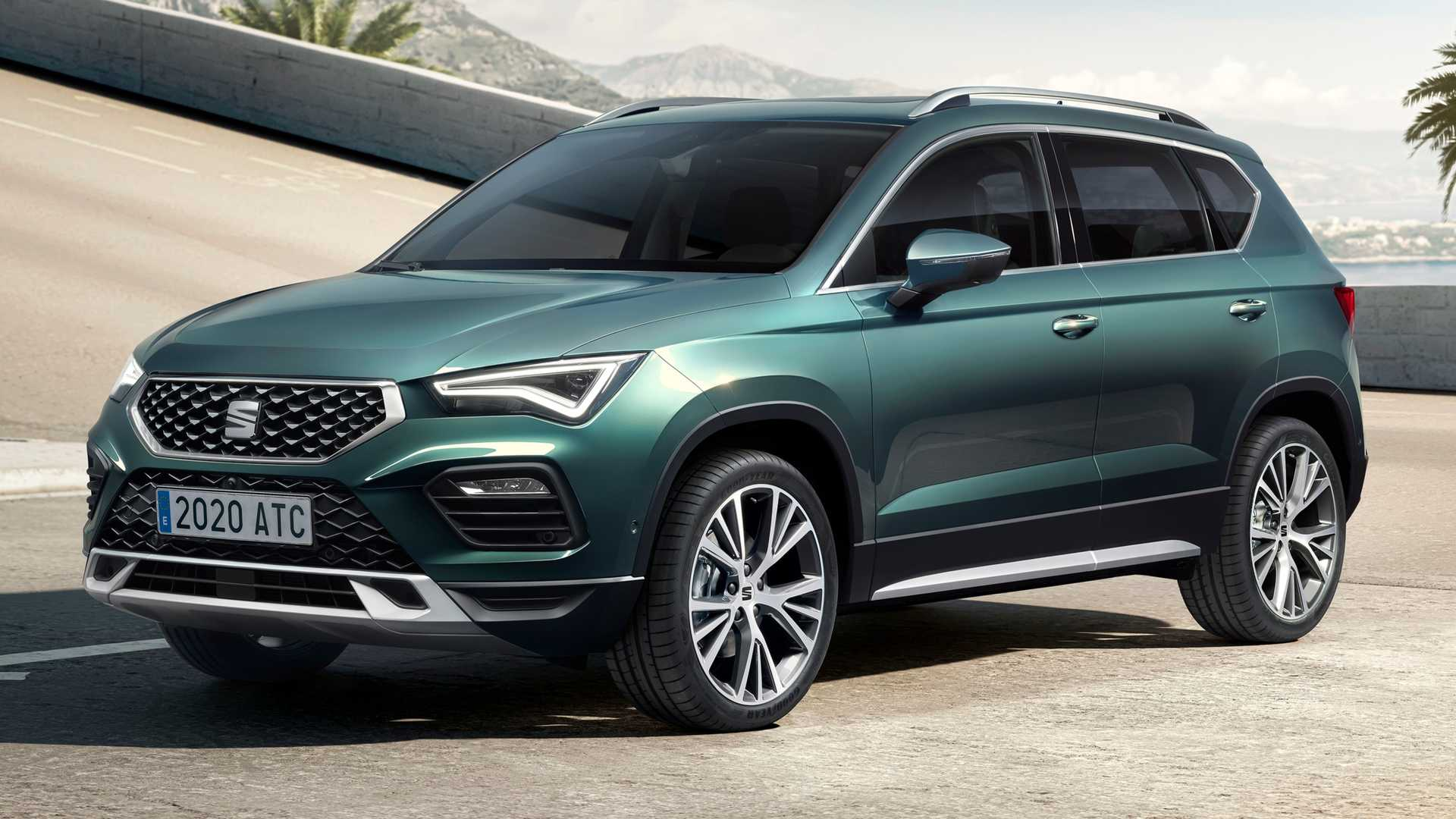 Seat Ateca face lifting (2021)