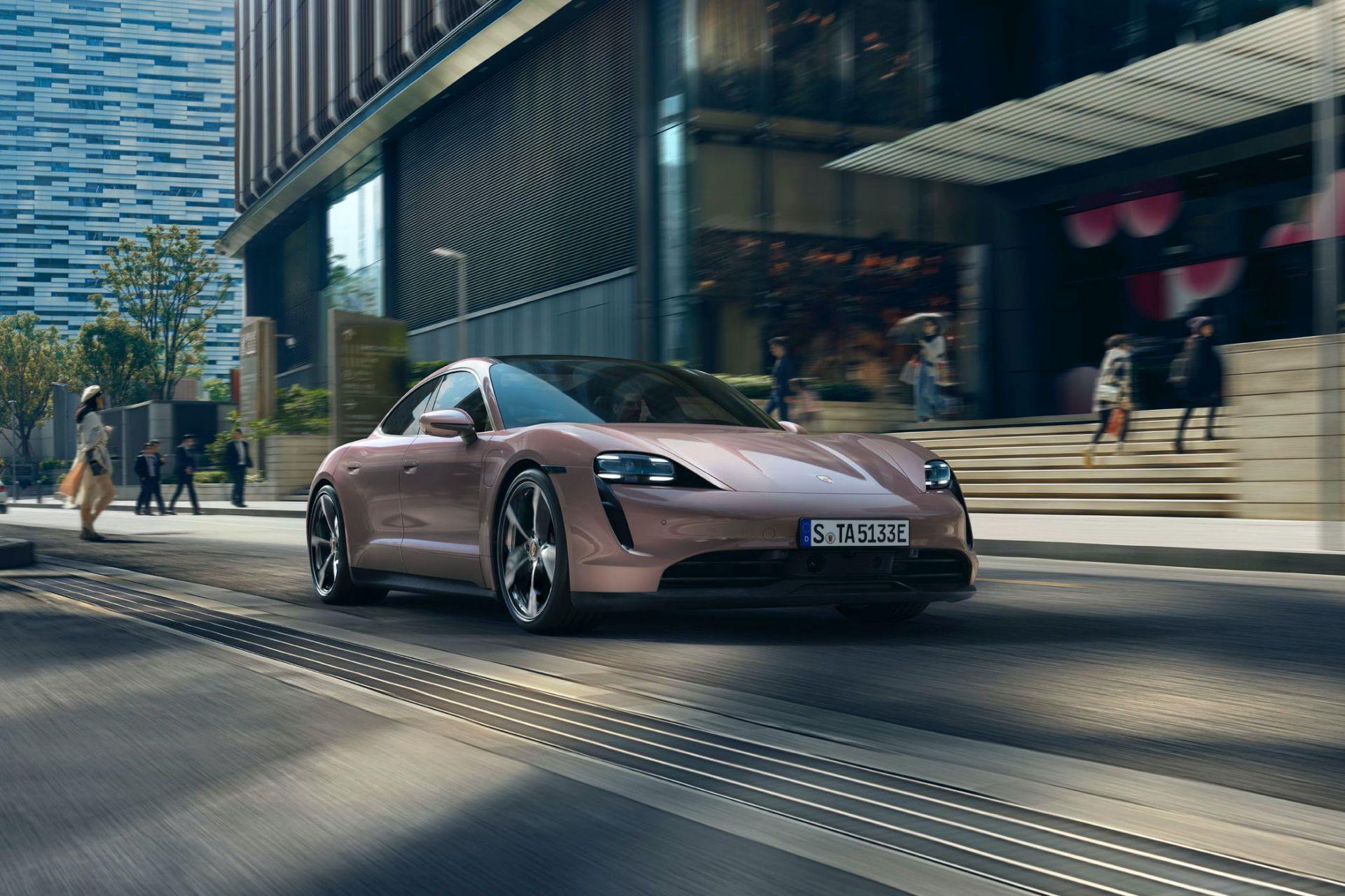 Porsche Taycan RWD 2021