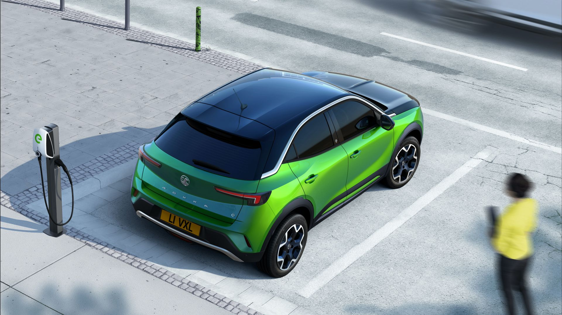 Opel Mokka-e 2021