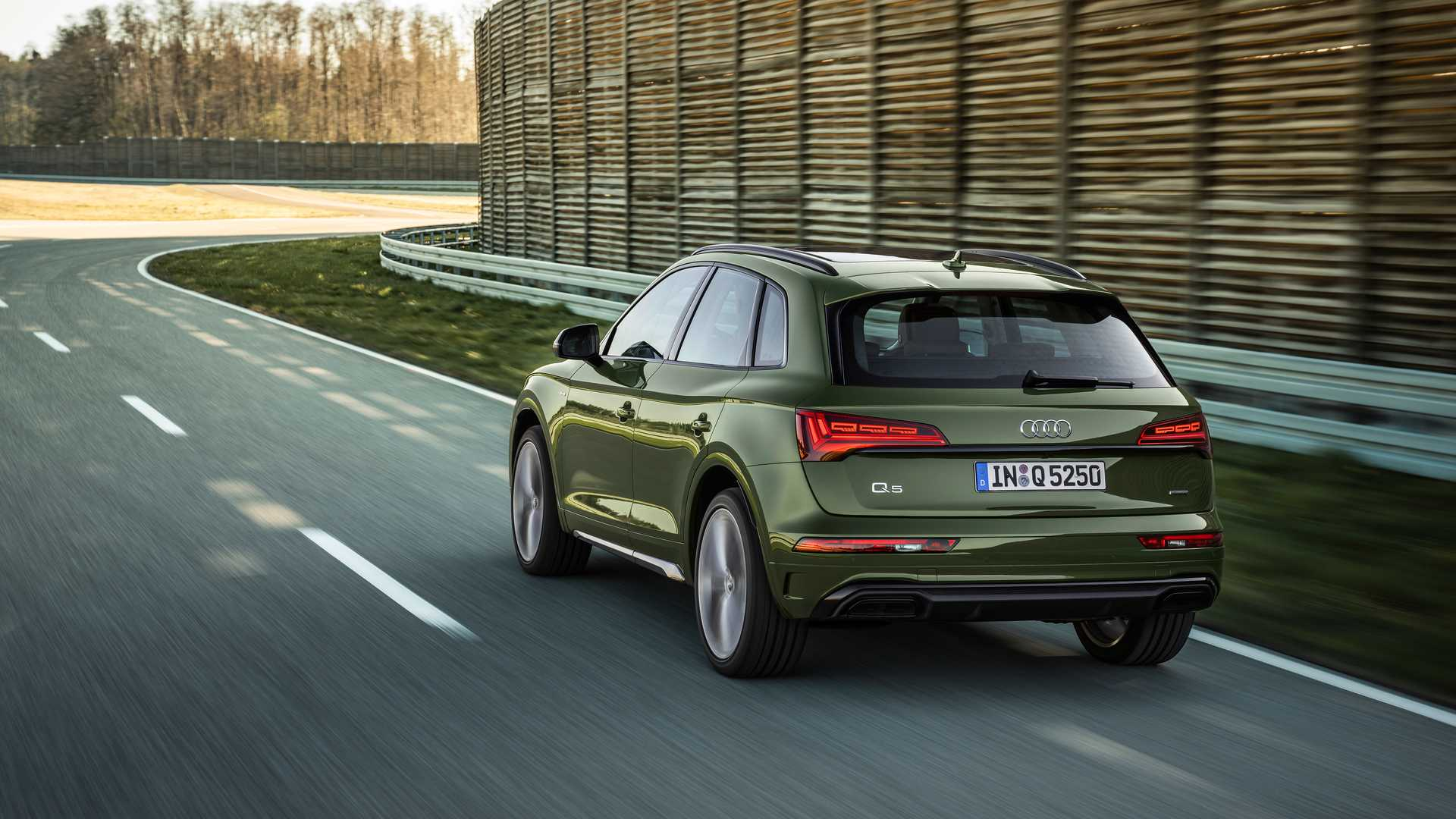 Audi Q5 2021 lifting